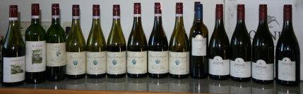 14 Rotweine im Verkauf