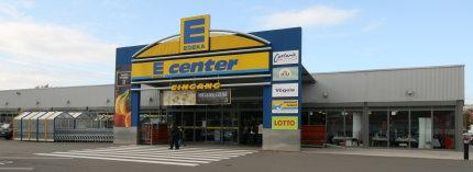 E-Center Waldshut Tiengen von aussen