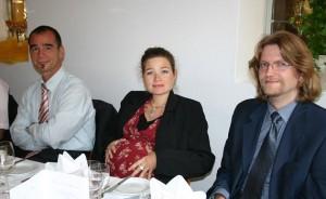 Dieter, Natalie und Patrick