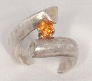 Ring mit Feueropal von Natalie Lang