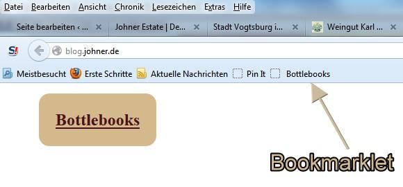 Bookmarklet ziehen3